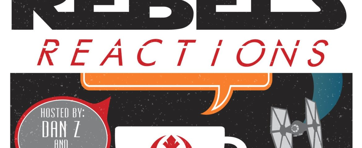 "Rebels Reactions: ""Zero Hour Part 1"""