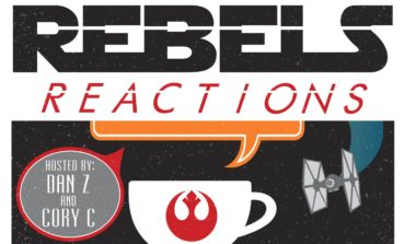 "Rebels Reactions: ""Brothers of the Broken Horn"" (116)"
