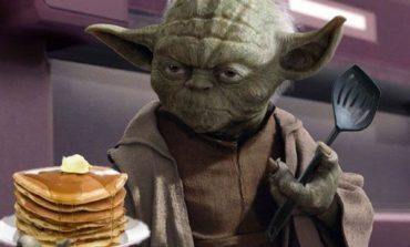 YODA'S HOUSE OF PANCAKES--May the 4th Be With You