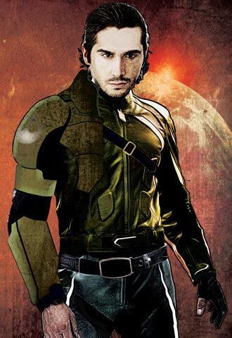 Cory Clubb's Fan Art of Star Wars Rebels KANAN