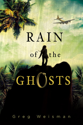 Help Support Greg Weisman's Kickstarter for his 'Rain of the Ghosts' AudioPlay!