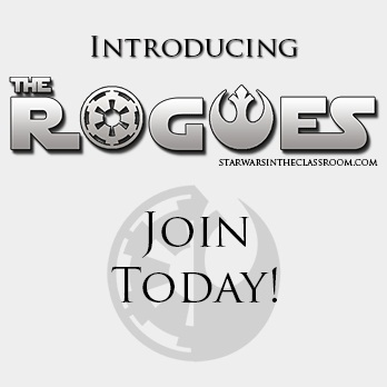 Meet the Rogues: A Group of Star Wars Educators from Star Wars in the Classroom