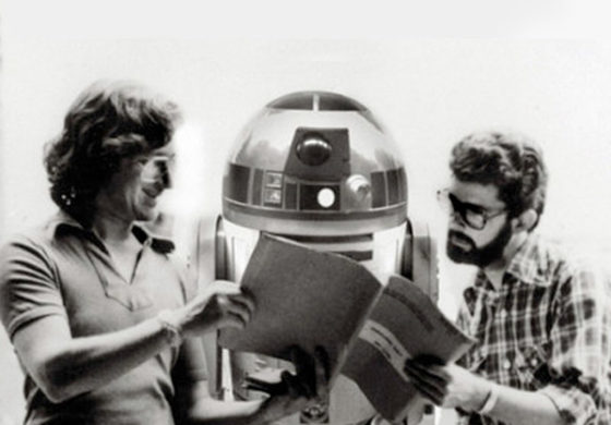 Spielberg and the Star Wars Connection