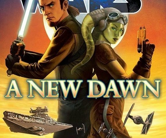 Book Review: A New Dawn by John Jackson Miller