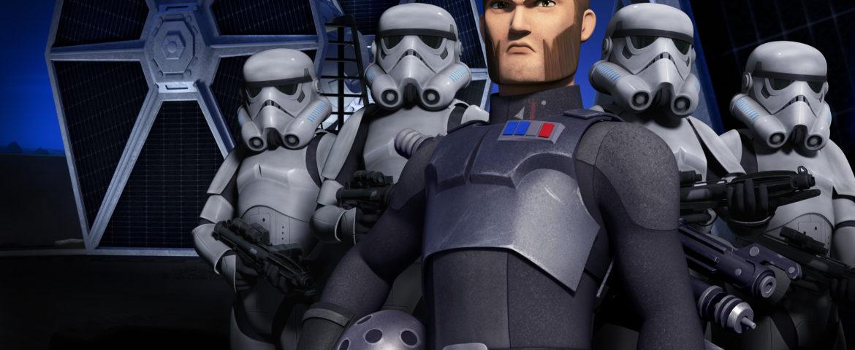 Confirmed: Vader to Appear in Rebels & Voiced by James Earl Jones