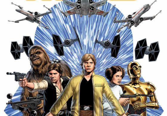 Cory Clubb's Review of Marvel's Star Wars #1
