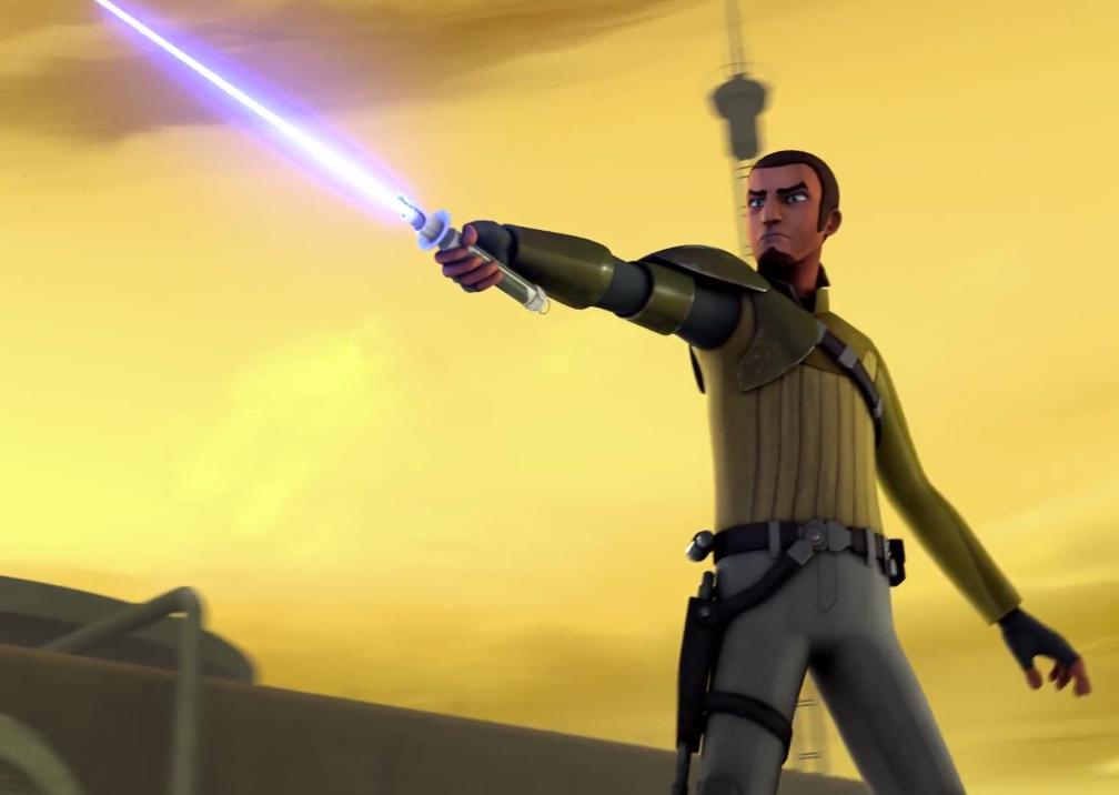 Star Wars Rebels Kanan Cosplay