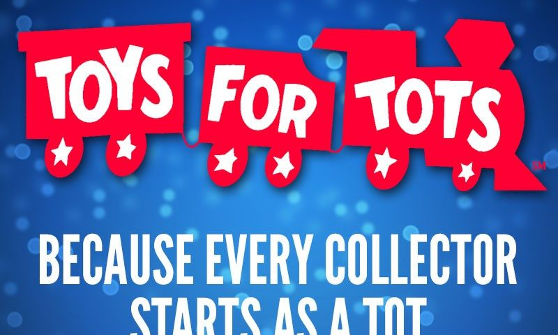 Entertainment Earth Donates $100k to Toys for Tots!