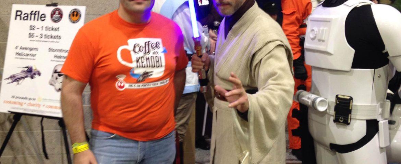 Rhode Island Comic Con Recap by Guest Blogger Mike Audette!