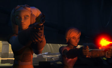 "Hera And Sabine Unite Against A Deadly Threat In An All-new Episode Of ""Star Wars Rebels"""