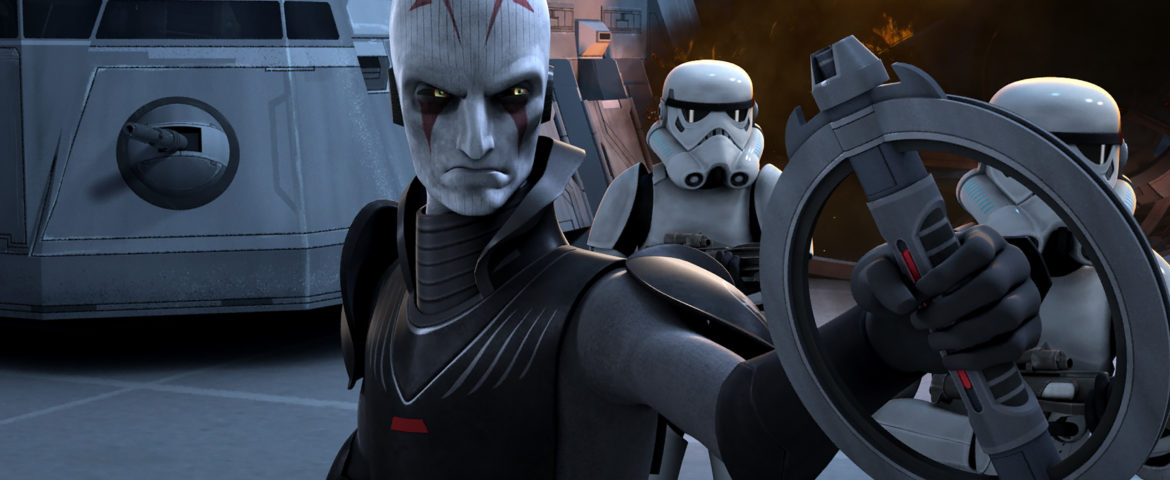 """Check Out Two Preview Clips and All-new Images from Star Wars Rebels """"Empire Day"""""""