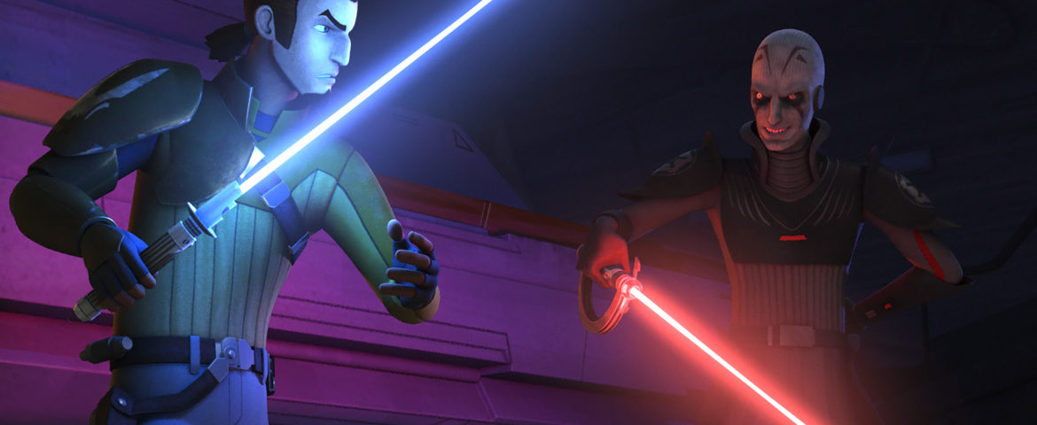 Go Behind-the-Scenes With 'Star Wars Rebels' – Rebels Recon #8