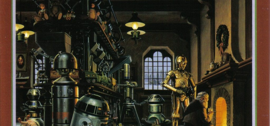 An Oral History of 'Christmas in the Stars: Star Wars Christmas Album'
