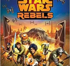Review of Star Wars Rebels: The Rebellion Begins by Michael Kogge