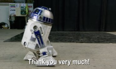 VIDEO: Thank You Message from the Set of 'Star Wars: The Force Awakens'
