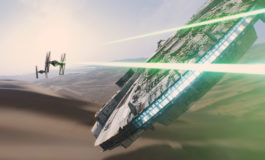 VIDEO: Star Wars: The Force Awakens Panel at SDCC