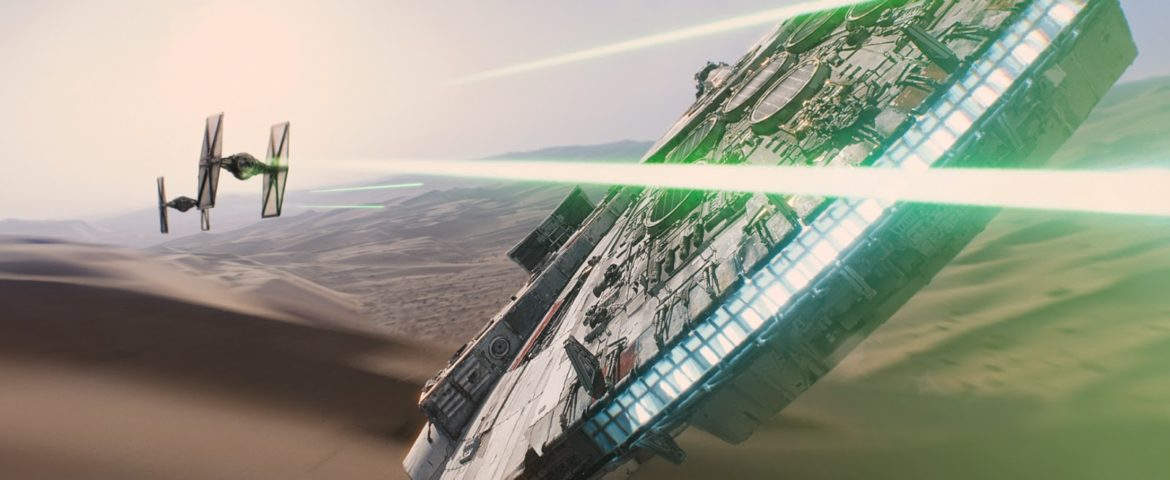 'Star Wars: The Force Awakens' is the Most Anticipated Film of 2015