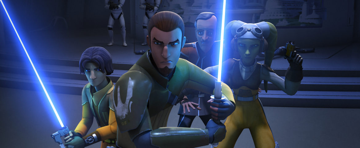 """Preview the Next Episode of Star Wars Rebels — """"Vision of Hope"""""""
