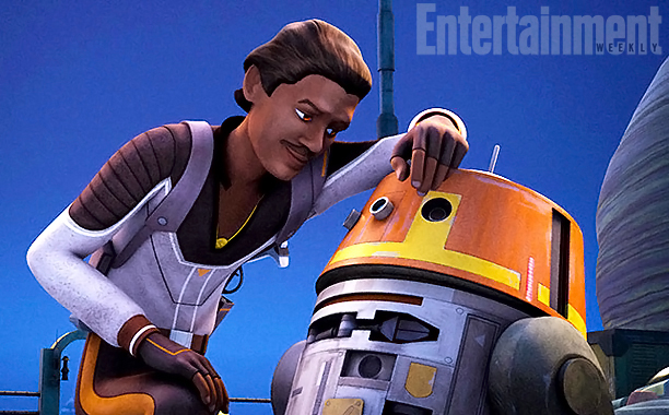 Lando's Back! *Updated With Video*