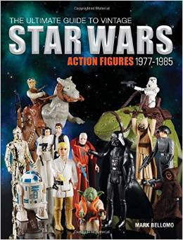 The Caffeinated Collector: Episode 12 – Jeffrey CAN Read! Review of The Ultimate Guide to Vintage Star Wars Action Figures 1977-1985