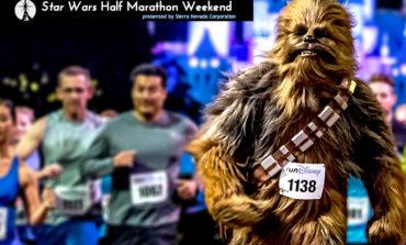 Star Wars Half Marathon This Weekend At Disneyland Resort!