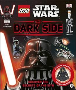 Book Review: Lego Star Wars: The Dark Side by Daniel Lipkowitz