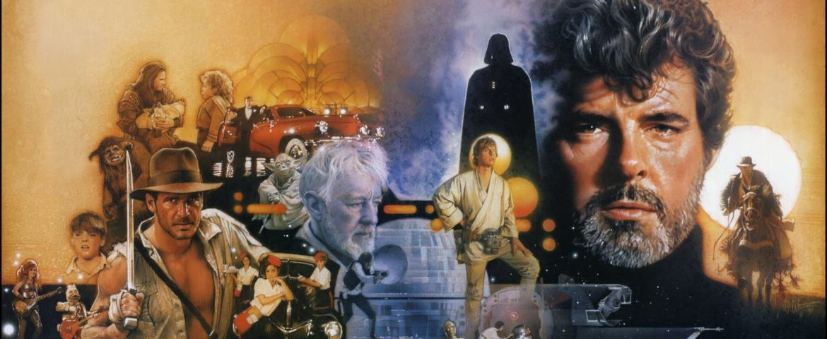 George Lucas and What it Takes to be a Creative Genius