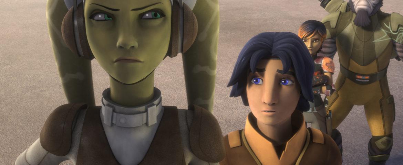"""""""Star Wars Rebels"""" Two-part Season Finale Sneak Peek!"""