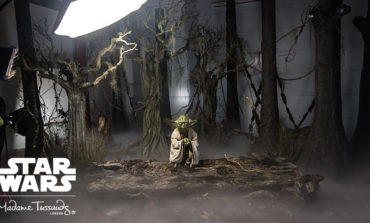 Star Wars Comes to Madame Tussauds!