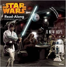 Book Review: Star Wars Episode IV A New Hope Read-Along Storybook and CD