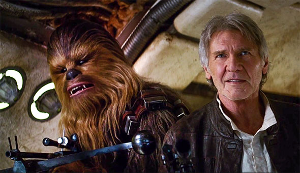 Kathleen Kennedy, Lawrence Kasdan Talk Han Solo Anthology Film