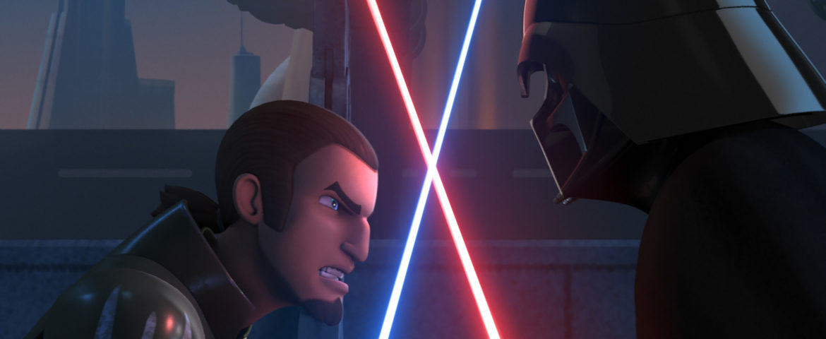 Announcing the Star Wars Rebels Season 2 – One-hour Movie Event!