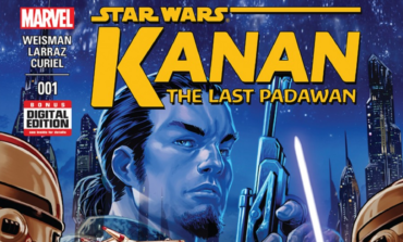 Star Wars Comic Review: Kanan -- The Last Padawan #1 (Minor Spoilers)