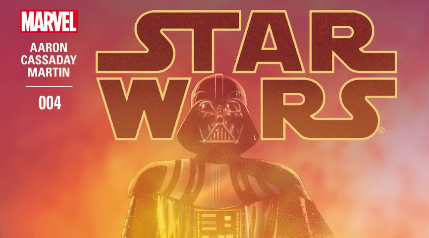 Star Wars Comic Review: Star Wars #4 (Spoilers)
