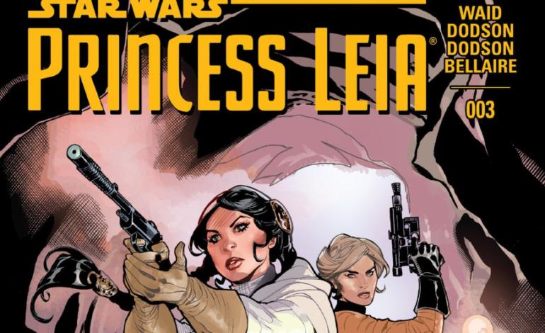 Star Wars Comic Review: Princess Leia #3 (Mild Spoilers)