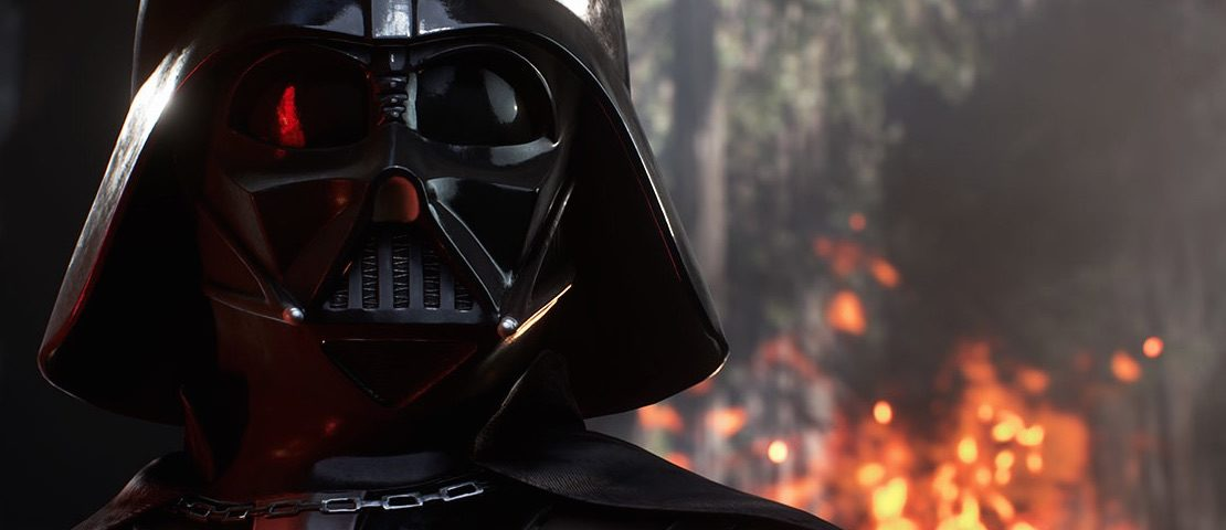 Star Wars Battlefront Trailer Revealed!