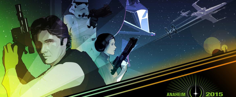 Star Wars Celebration Anaheim Recap — A Guest Post by Paul Lindberg