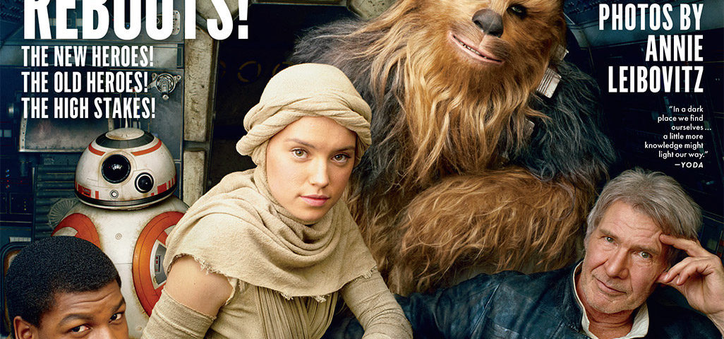 Andy Serkis' Role in 'Star Wars: The Force Awakens' Revealed!