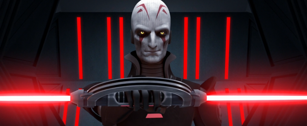 Inquisition: The Counter-Reformation of the Sith, Part II