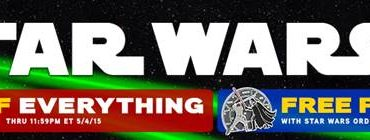 Celebrate Star Wars Day with ThinkGeek!
