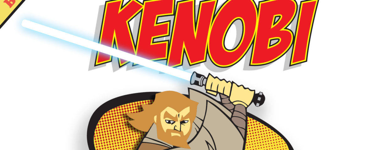Comics With Kenobi #1 — Exclusive First Issue!