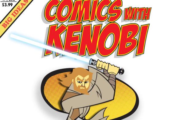 Comics With Kenobi #8