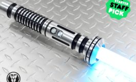 There's a Kickstarter Campaign to Make Your Lightsaber Dream a Reality!