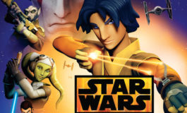 Star Wars Rebels: Complete Season One on Blu-ray/DVD Sept 1st!