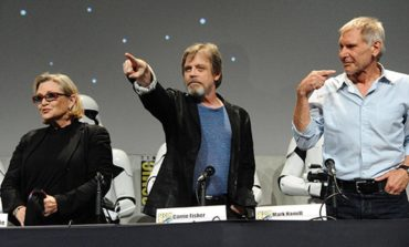 Star Wars at SDCC 2015 – Images from the Panel and the Surprise Concert! -- Part 1