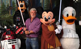 George Lucas to Receive Disney Legends Award at the D23 Expo in Anaheim