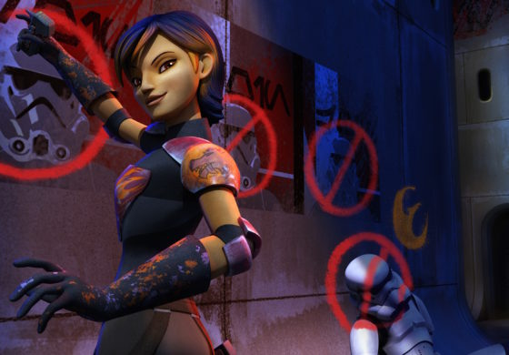 Enter the Star Wars Rebels Season Two Art Contest!