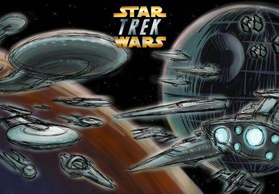 Help Support the 'Star Trek Wars' Kickstarter Campaign!
