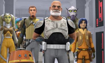 Star Wars Rebels Season Two Preview at New York Comic Con!