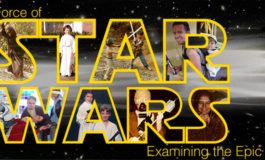 'The Force of Star Wars: Examining the Epic' -- Introducing an Online Course